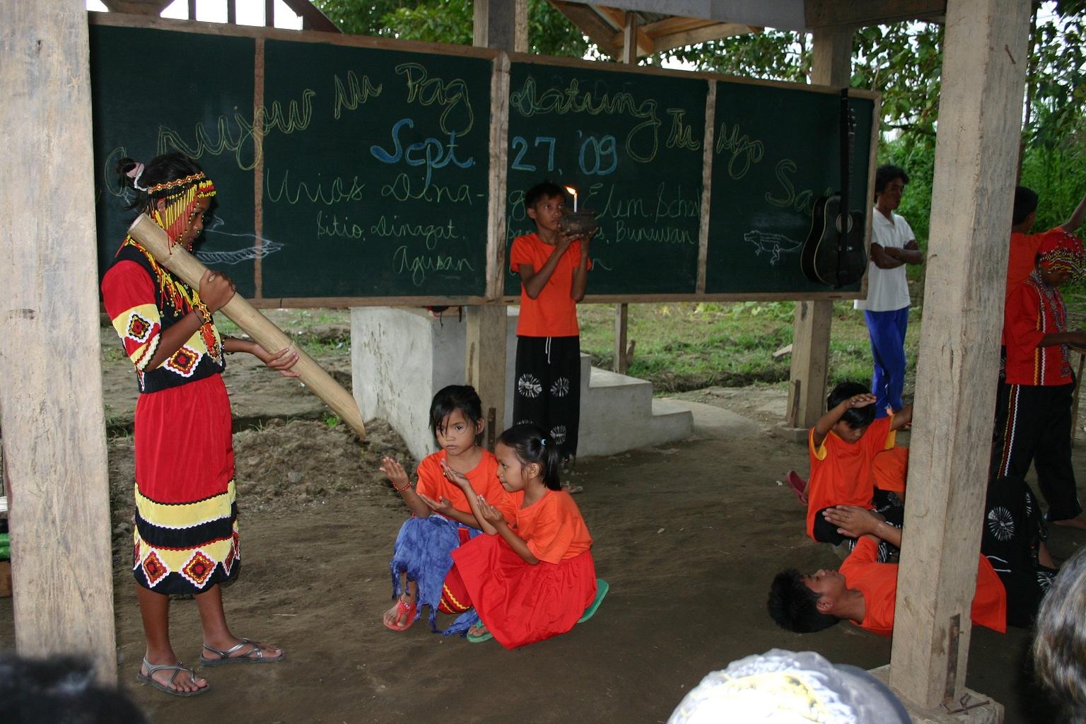 Schutz von Kindern vor Gewalt Prov. Agusan del Sur (Mindanao)